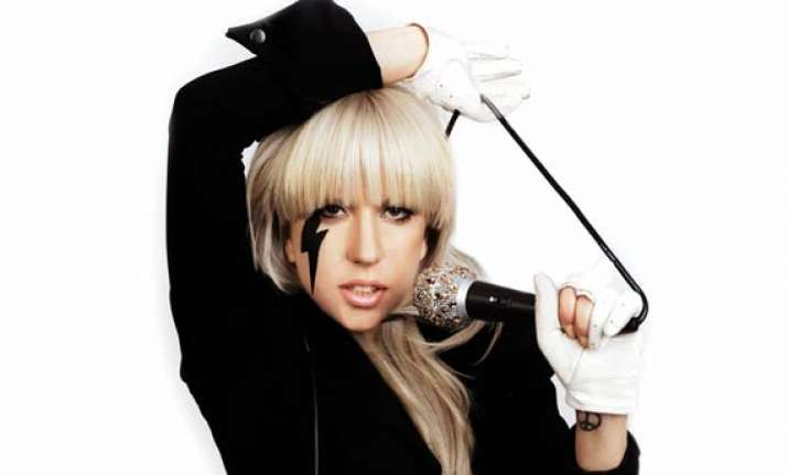 lady gaga slips and falls during live concert again