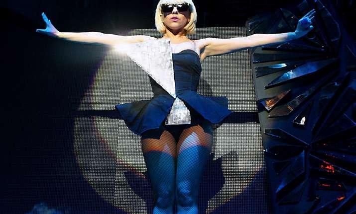 lady gaga to perform at mtv europe music awards