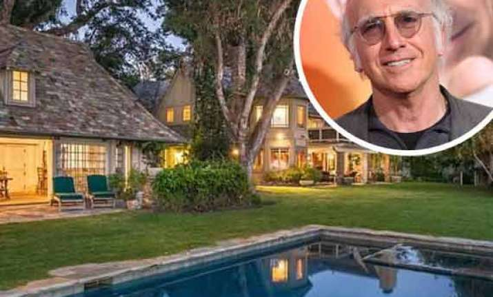 larry david sells pacific palisades home