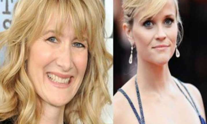 laura dern all set to play witherspoon s mom in wild