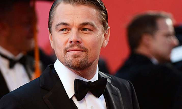 leonardo dicaprio auctions space travel ticket