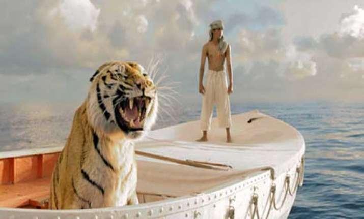 life of pi voted most mistake free oscar worthy movie