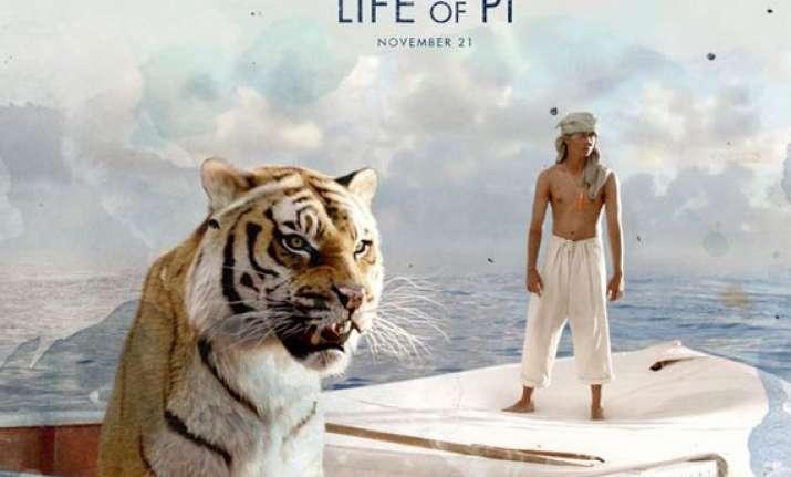 life of pi may win maximum oscar awards