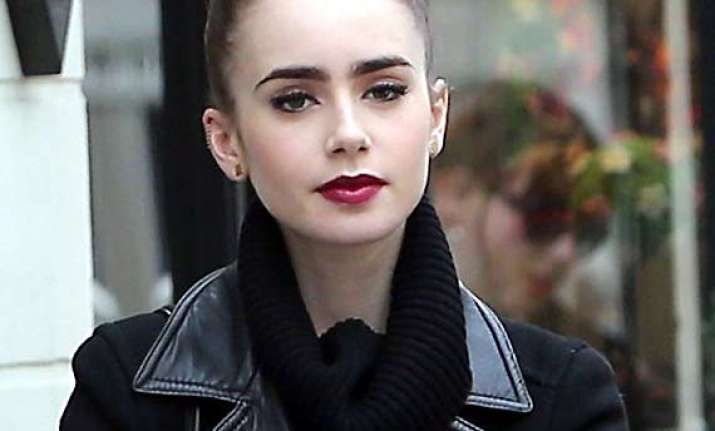 lily collins likely to join how to be single