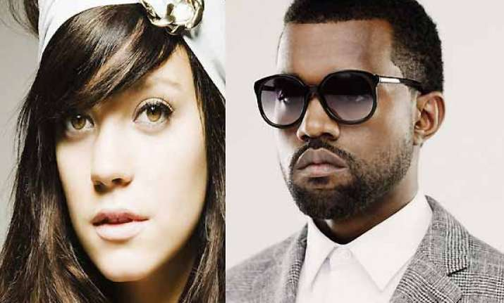 lily allen new album named after kanye west