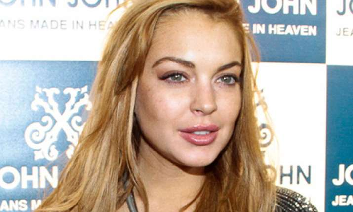 lindsay lohan not permitted to change rehab