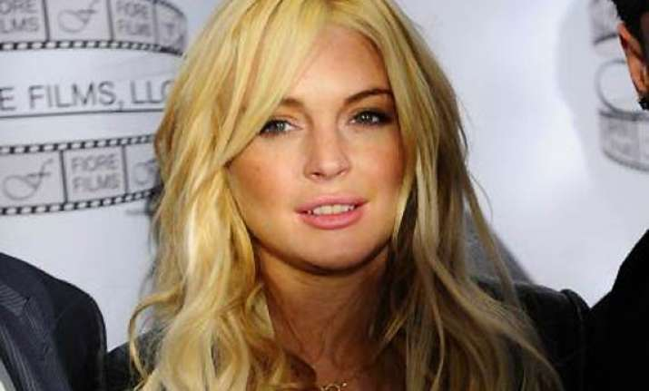 lindsay lohan not finalised for gotti role