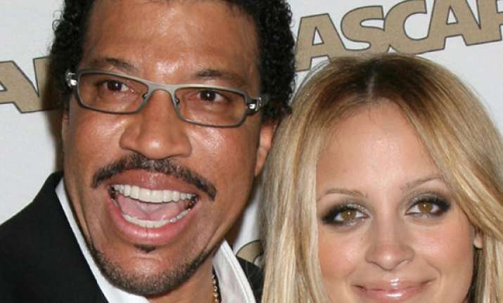 lionel richie s daughter is aguilera s secret weapon in the
