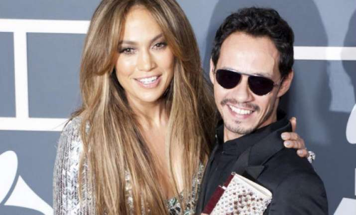 marc anthony jlo always make time for kids