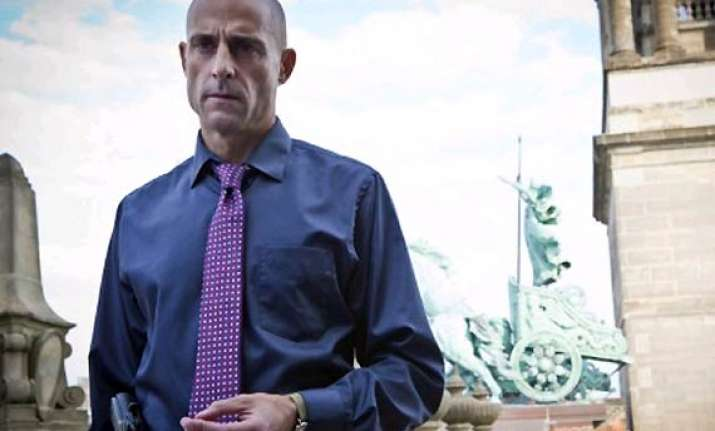 working on the secret service was fantastic mark strong