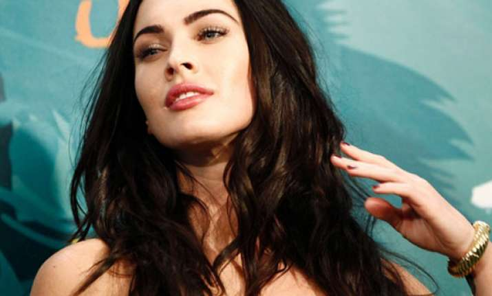 megan fox says she is not catty