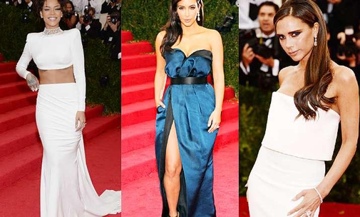 kim kardashian rihanna victoria beckham dazzle at the star