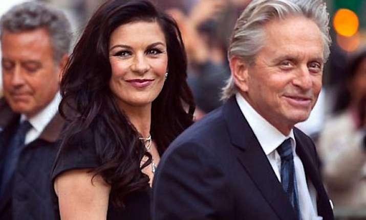 michael douglas took wife catherine zeta jones for granted