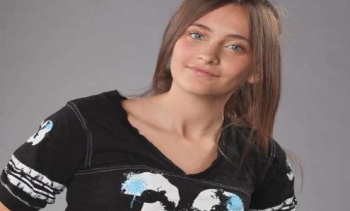 michael jackson s daughter paris fine despite suicide