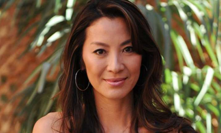 michelle yeoh slots into lead in the lady