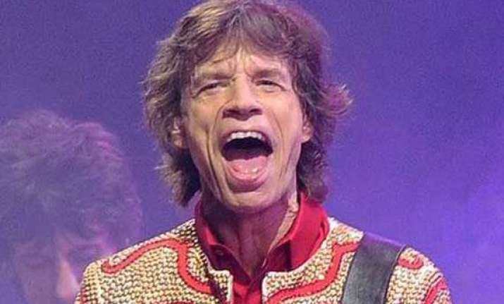 mick jagger becomes great grandfather