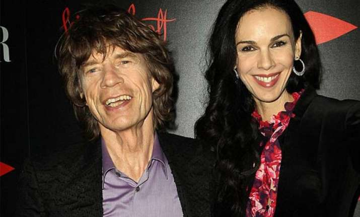 mick jagger to sue l wren scott s sister