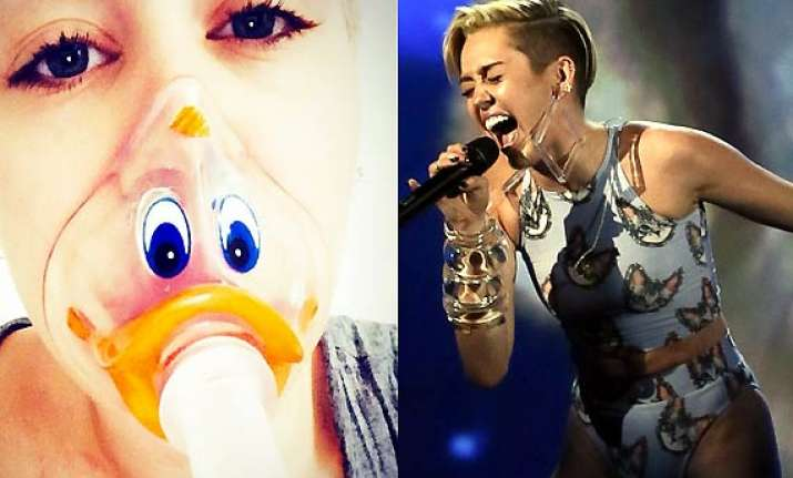 miley cyrus all set for britain tour to get medical care
