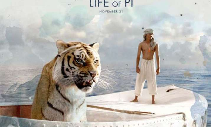 movie review the life of pi an adventure you don t wanna