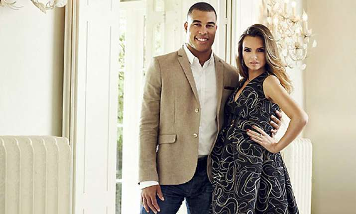 nadine coyle reveals the identity of her baby s father