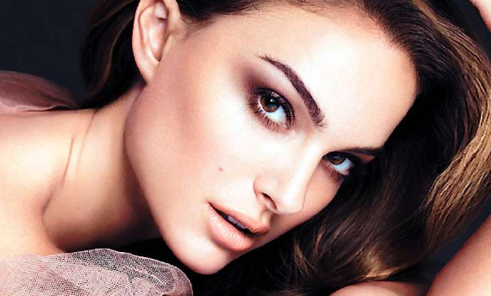 natalie portman loves to work and live at one place