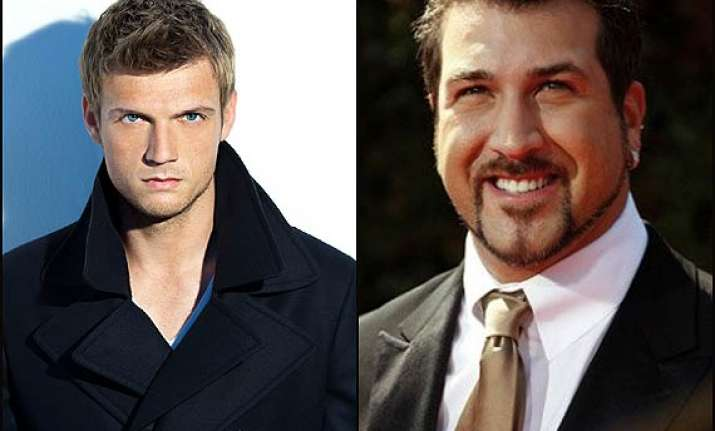 fatone s criticism disappoints nick carter