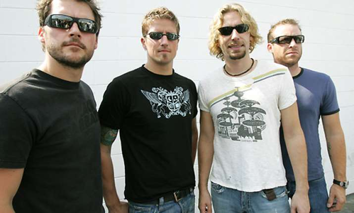 nickelback we don t follow music trends
