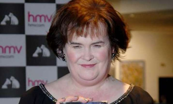 no internet dating for susan boyle