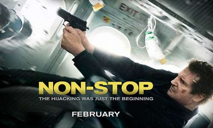 non stop movie review a formulaic tense drama