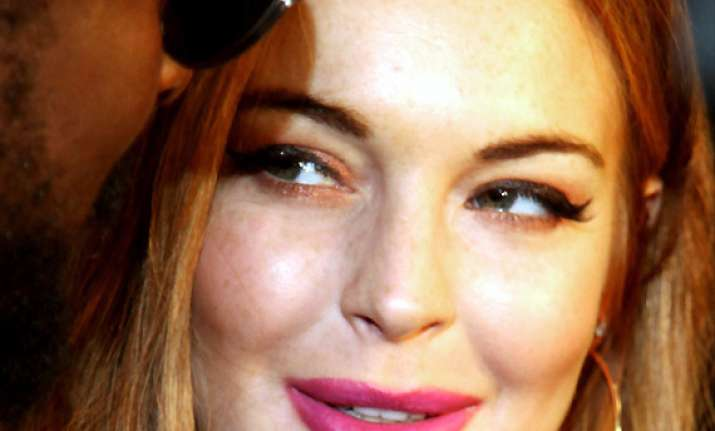 now lindsay lohan will make viewers laugh