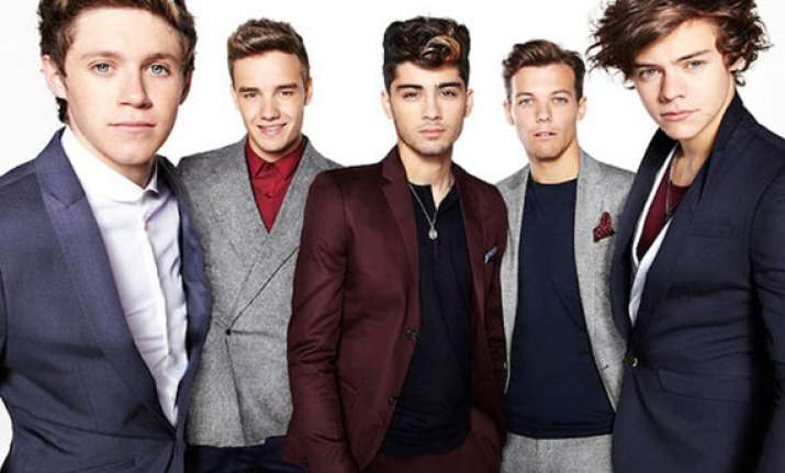 one direction launches stationery