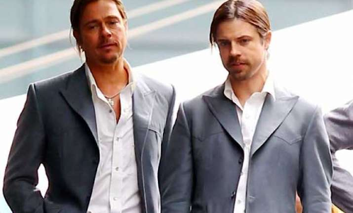 only 80 pounds for brad pitt s body double