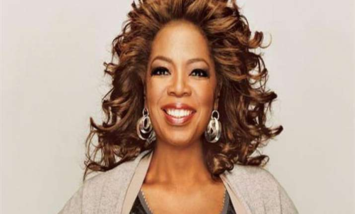 oprah winfrey most powerful celebrity in world