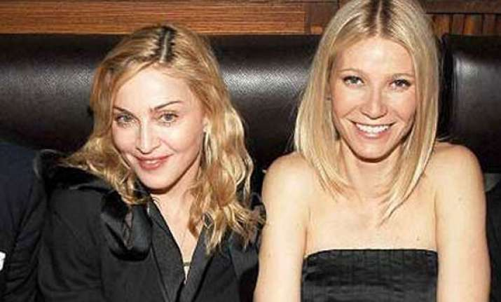 paltrow no longer friends with madonna