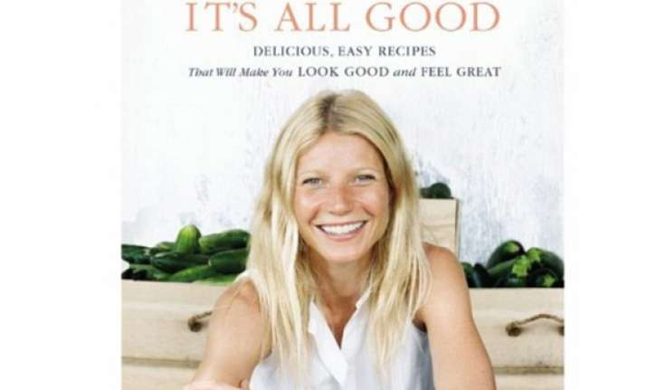 paltrow to release second cookbook