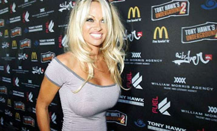 pamela anderson now part of big brother