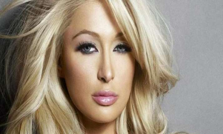 paris hilton excited about new video