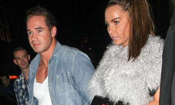 paternity test issue offends katie price