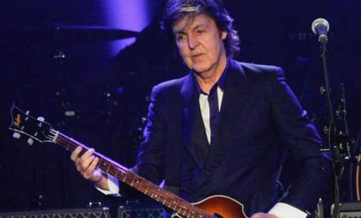 paul mccartney writes music in toilets