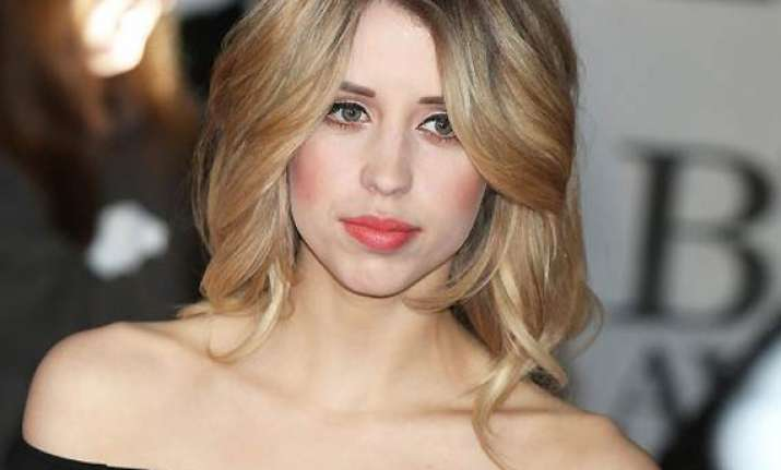 peaches geldof s funeral on easter monday