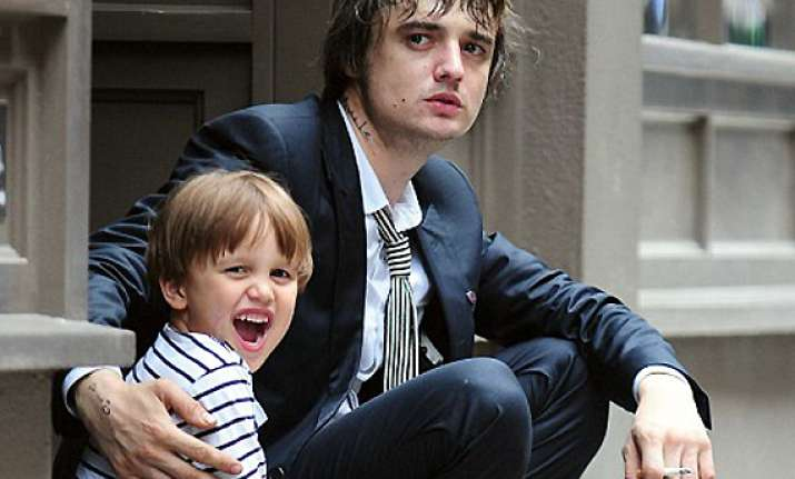 pete doherty s son questions him about drug use