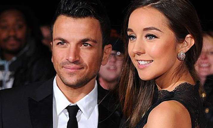 singer peter andre and fianc e emily macdonagh will be