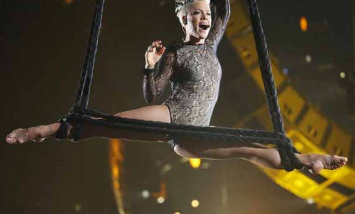 oscars debut for singer pink