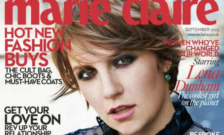 plus sized beauty lena dunham may feature on vogue cover