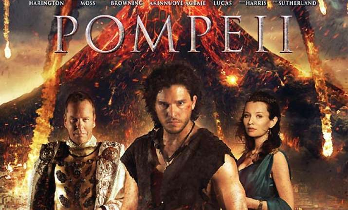 pompeii movie review a visual spectacle