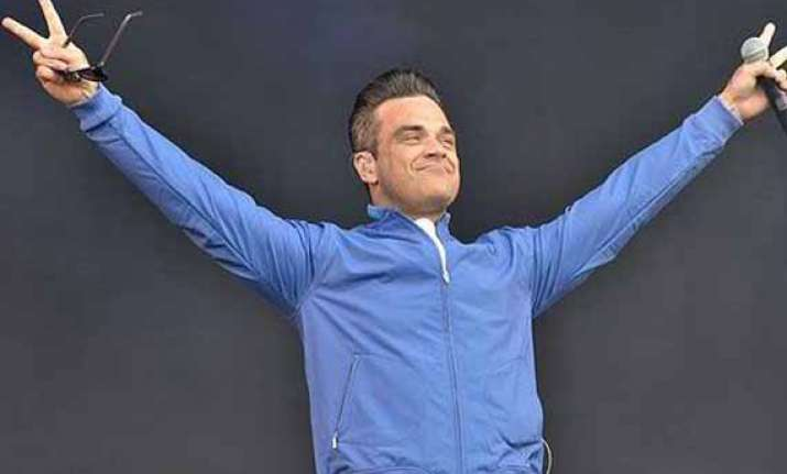 post 40 robbie williams feels at ease