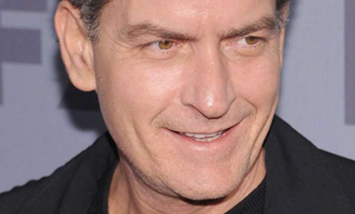 pranksters sign charlie sheen for the artist sequel