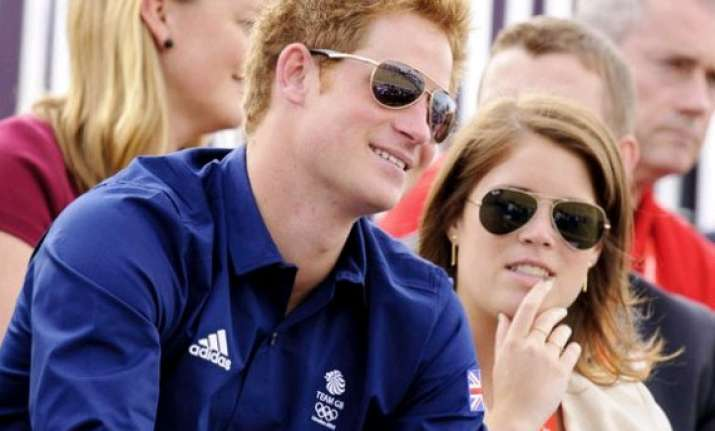 prince harry spotted with girlfriend cressida
