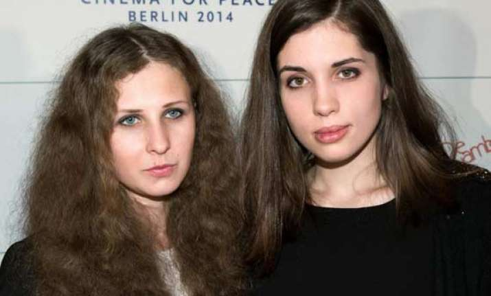pussy riot members attacked injured