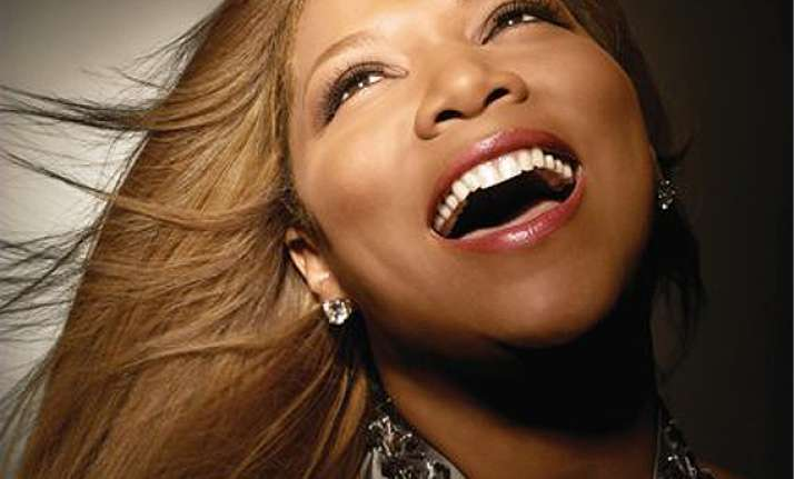 queen latifah not typical hollwyood celebrity